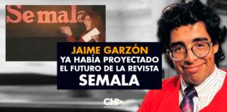 Jaime Garzón ya había proyectado el futuro de la revista SEMALA