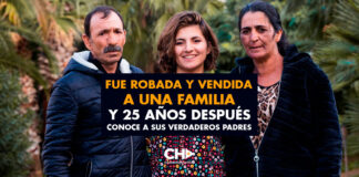 Fue ROBADA y VENDIDA a una familia y 25 años después conoce a sus verdaderos padres