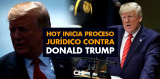 Hoy inicia proceso jurídico contra Donald Trump