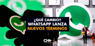 ¿Qué cambió? WhatsApp lanza nuevos términos