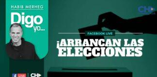¡ARRANCAN LAS ELECCIONES!