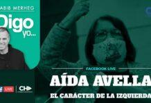 AÍDA AVELLA, EL CARÁCTER DE LA IZQUIERDA