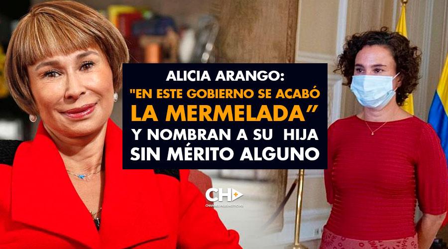 Alicia Arango: