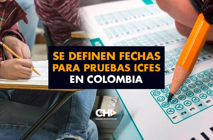 Se definen fechas para pruebas ICFES en Colombia