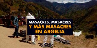 MASACRES, MASACRES Y MÁS MASACRES en Argelia