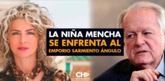 La Niña Mencha se enfrenta al Emporio Sarmiento Ángulo