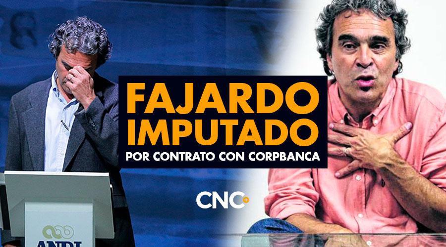 Fajardo Imputado por contrato con Corpbanca