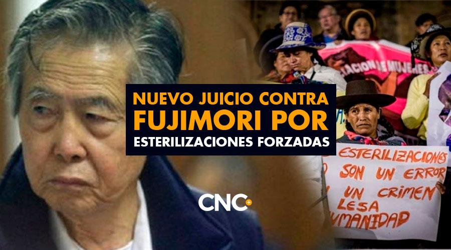 Nuevo juicio contra FUJIMORI por Esterilizaciones Forzadas