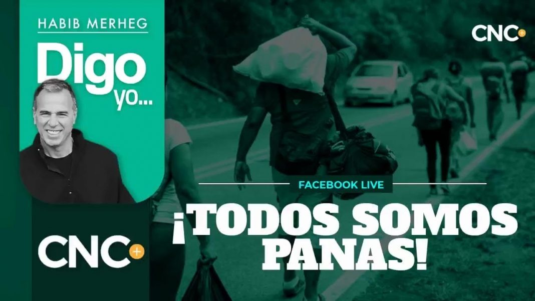 TODOS SOMOS PANAS