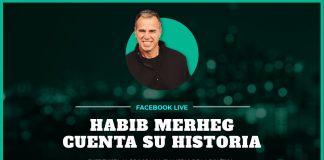 HABIB MERHEG CUENTA SU HISTORIA