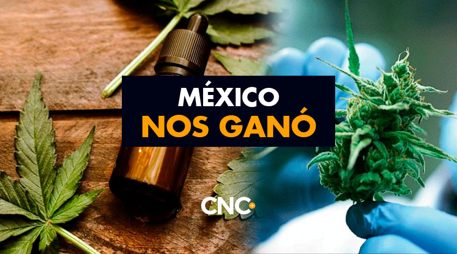 México NOS GANÓ
