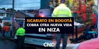 Sicariato en Bogotá cobra otra nueva vida en Niza