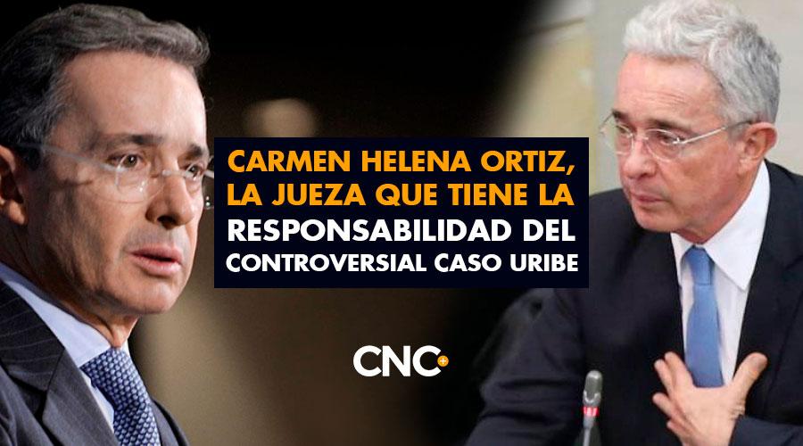 Carmen Helena Ortiz, la Jueza que tiene la responsabilidad del Controversial caso Uribe