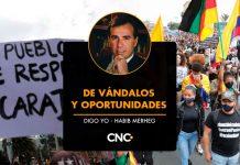 DE VÁNDALOS Y OPORTUNIDADES