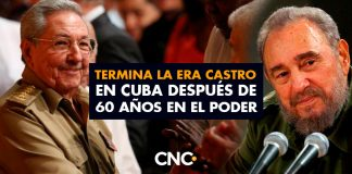 Termina la era CASTRO en Cuba después de 60 años en el poder