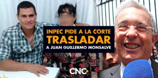 INPEC pide a la Corte trasladar a Juan Guillermo Monsalve