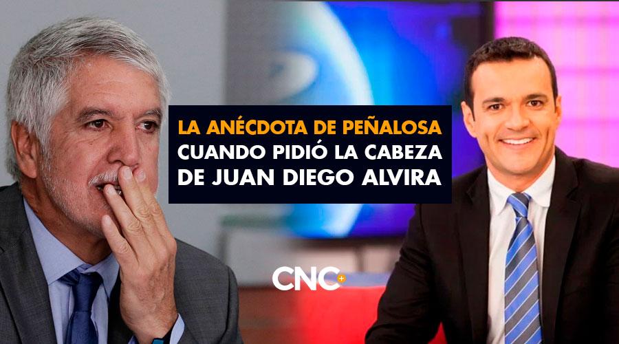 La Anécdota de Peñalosa cuando pidió la Cabeza de Juan Diego Alvira
