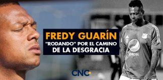 """Fredy Guarín """"rodando"""" por el camino de la desgracia"""