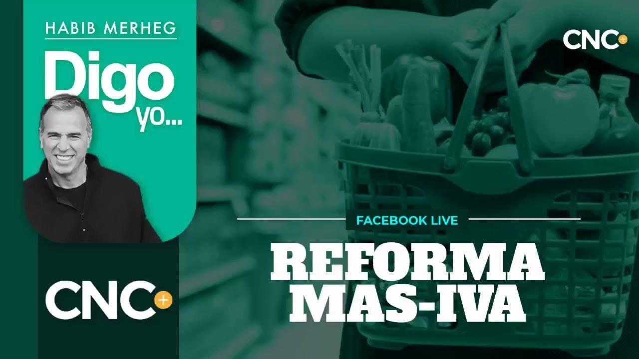 REFORMA MAS-IVA