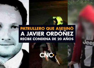 Patrullero que ASESINÓ a Javier Ordóñez recibe condena de 20 años