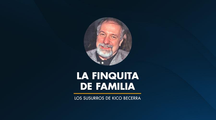 LA FINQUITA DE FAMILIA