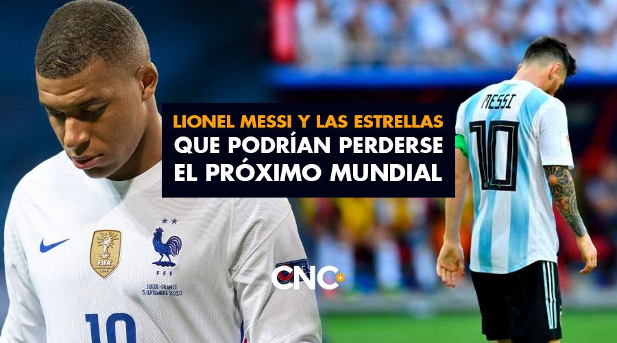 Lionel Messi y las estrellas que podrían perderse el próximo Mundial por participar la Superliga Europea