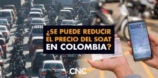 ¿Se puede reducir el precio del SOAT en Colombia?