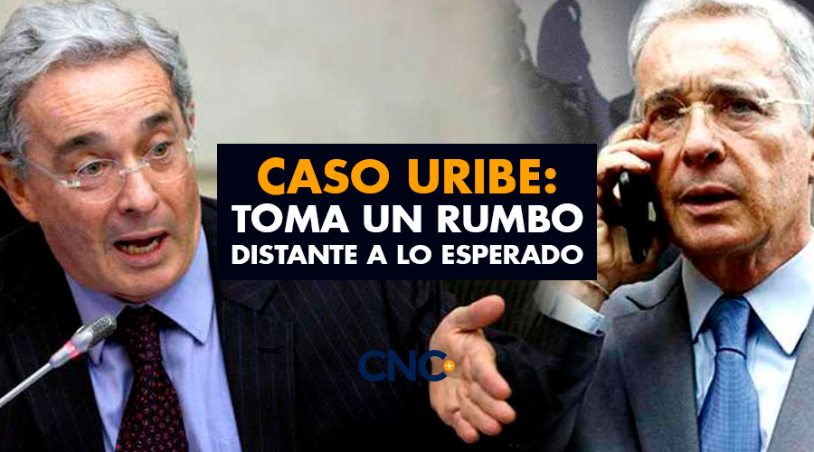 Caso Uribe: Toma un rumbo distante a lo esperado
