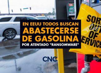 """En EEUU todos buscan abastecerse de gasolina por atentado """"ransomware"""""""