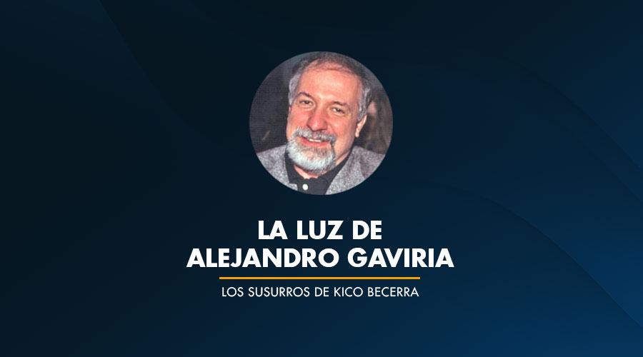 La LUZ de Alejandro Gaviria
