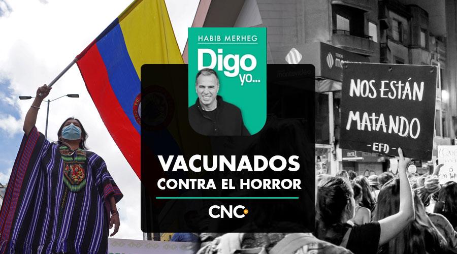 VACUNADOS CONTRA EL HORROR