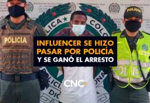 Influencer se hizo pasar por POLICÍA y se ganó el ARRESTO por las autoridades