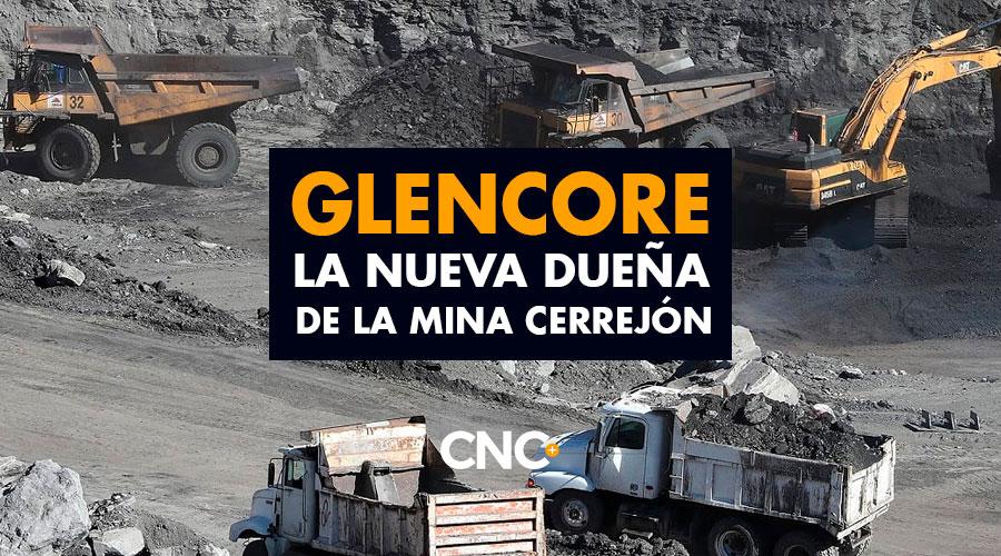 Glencore la nueva dueña de la mina Cerrejón
