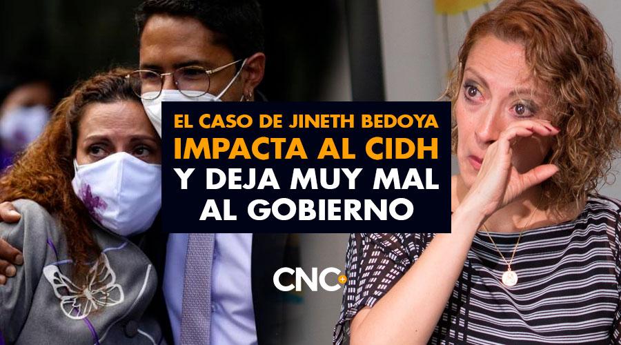 El Caso de Jineth Bedoya impacta al CIDH y deja muy mal al gobierno