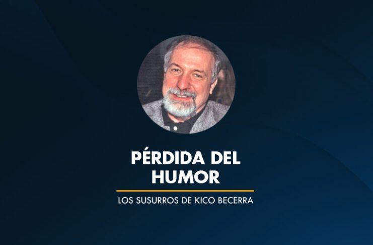 Pérdida del Humor