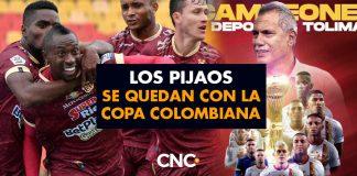 Los PIJAOS festejan merecido triunfo y se quedan con la Copa Colombiana