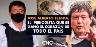 José Alberto Tejada, el periodista que se ganó el corazón de TODO el país