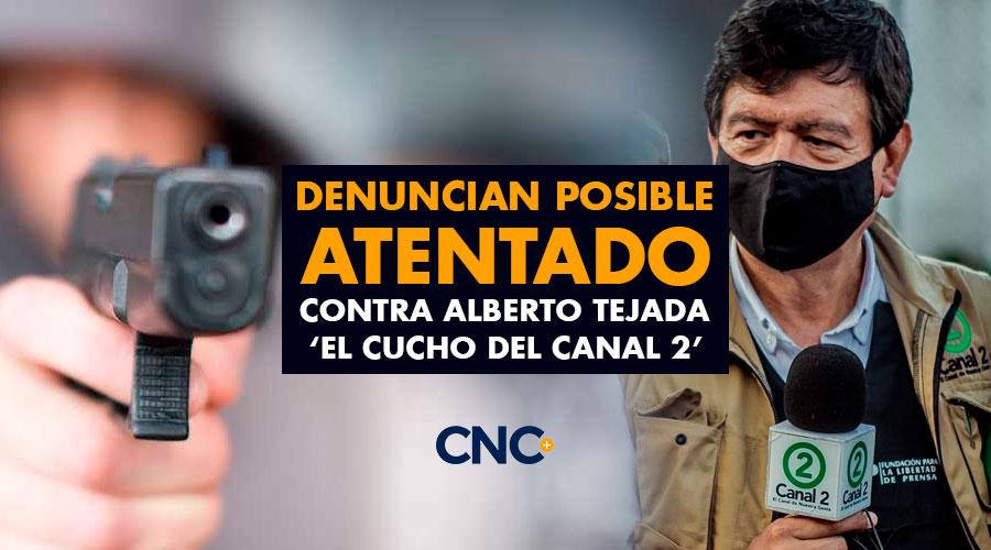 Denuncian posible ATENTADO contra Alberto Tejada 'El Cucho del Canal 2' de Cali que mostró la otra cara del abuso policial