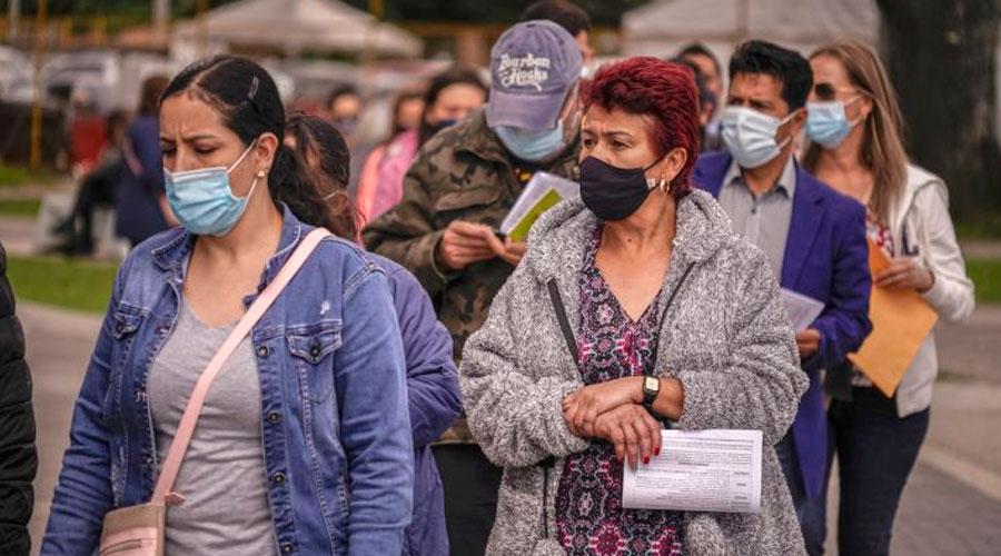 300 MUERTES Y 11.426 NUEVOS CONTAGIOS EN COLOMBIA