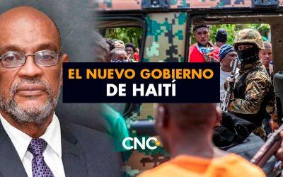El Nuevo Gobierno de HAITÍ