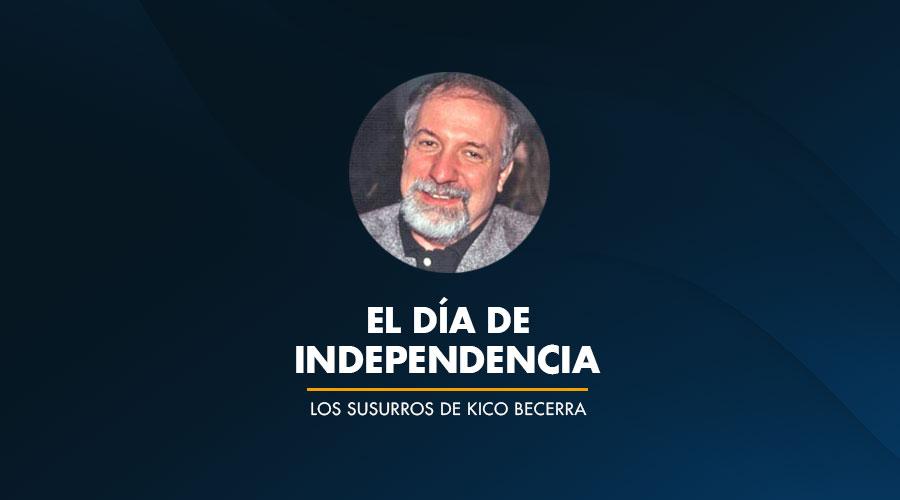 El Día de Independencia