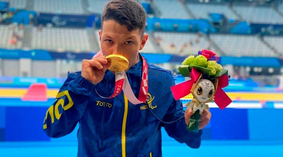 Medalla de oro para Nelson Crispín en Japón