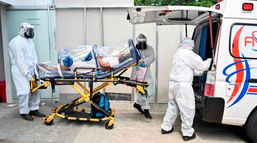 181 MUERTES Y 4.350 NUEVOS CONTAGIOS EN COLOMBIA