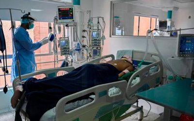 275 Muertes y 9.094 nuevos contagios en colombia