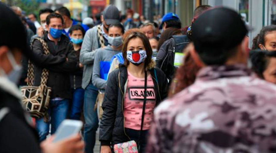 99 MUERTES Y 2.698 NUEVOS CONTAGIOS EN COLOMBIA