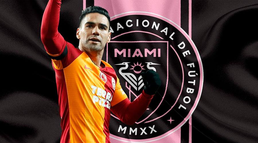 FALCAO para el Inter de Miami