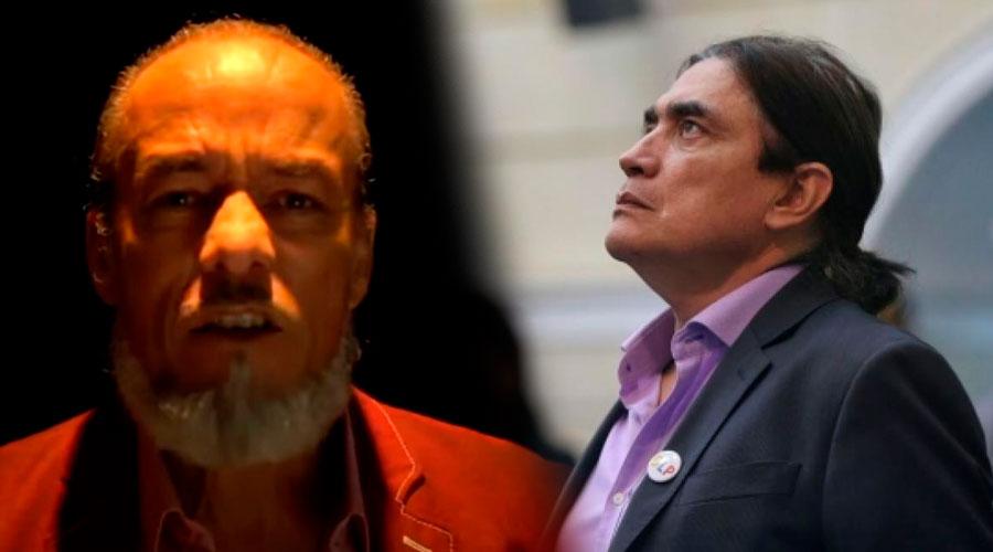 BRUNO DÍAZ Y GUSTAVO BOLÍVAR LIBERAN BATALLA PERSONAL