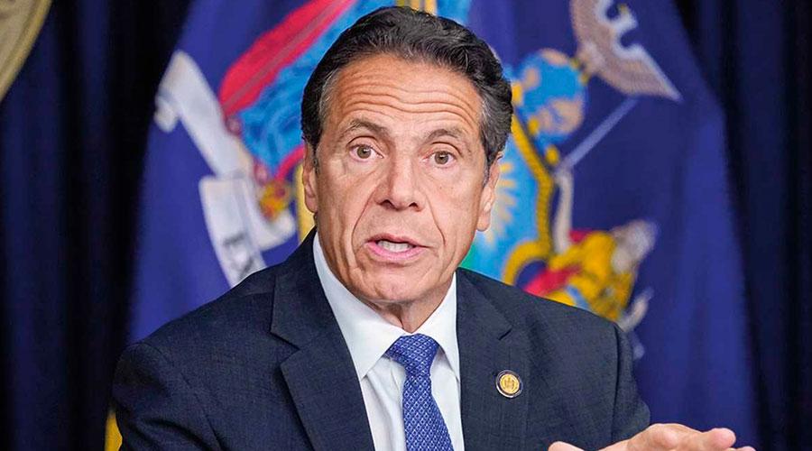 ANDREW CUOMO RENUNCIA A LA GOBERNACIÓN DE NUEVA YORK