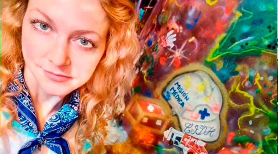 Rebecca Linda Sprößer demandará  A gobierno por su expulsión