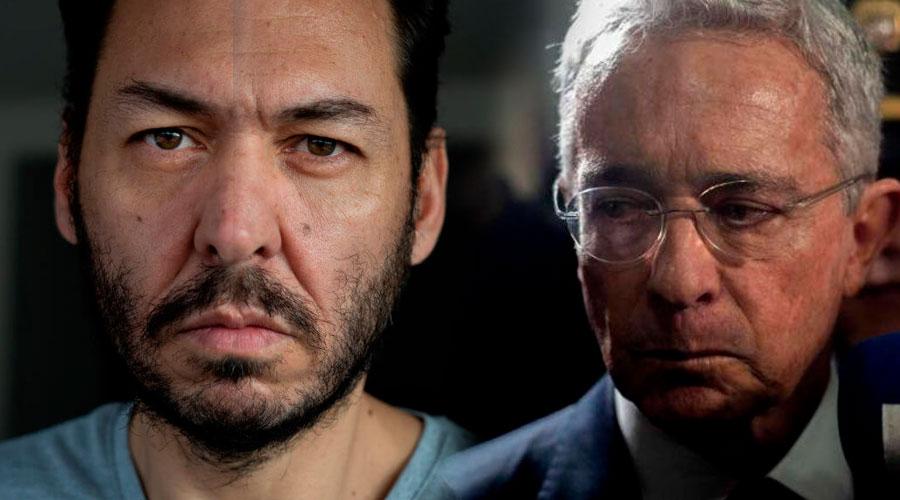 Daniel Mendoza arremete contra Álvaro Uribe